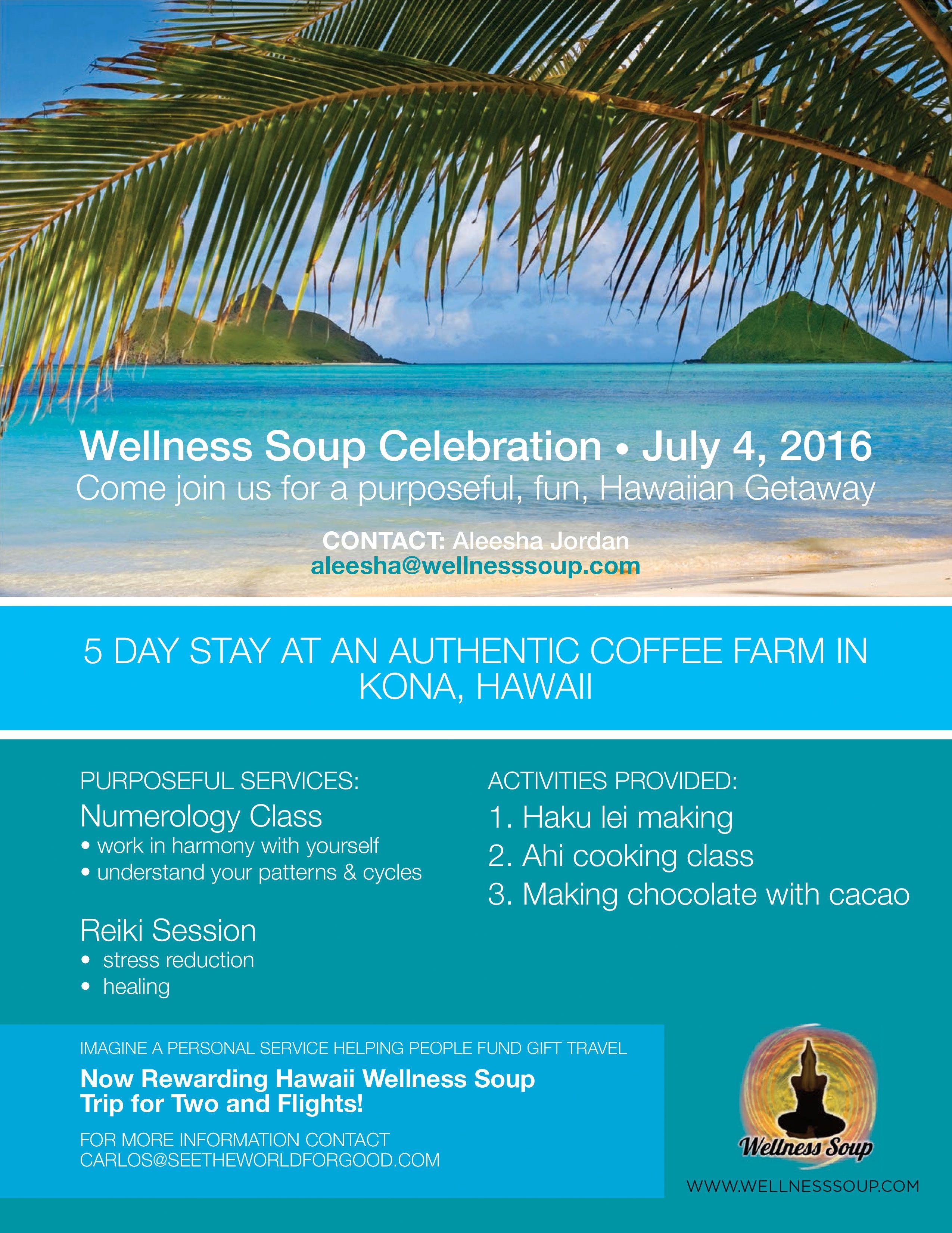 Wellness-Soup-flyer Aleesha
